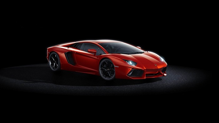 Lamborghini Aventador LP700-2012 luxury car HD wallpaper Views:18283