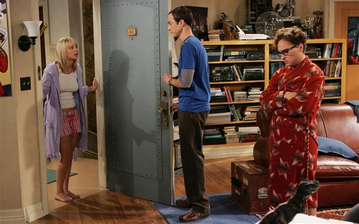 The Big Bang Theory TV series HD Wallpapers 02 Views:3883
