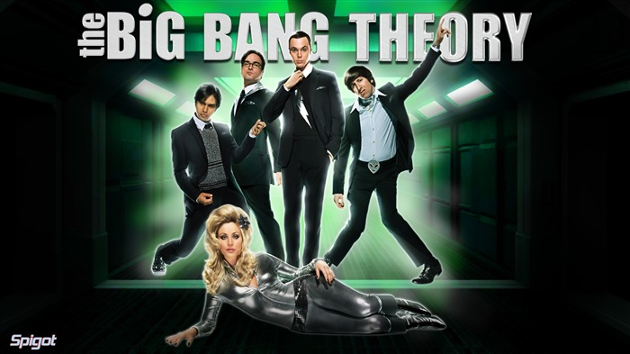 The Big Bang Theory TV series HD Wallpapers 04 Views:9492