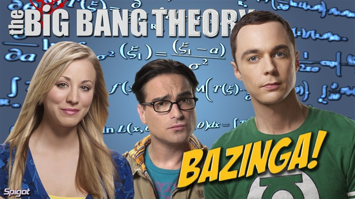 The Big Bang Theory TV series HD Wallpapers 05 Views:4273