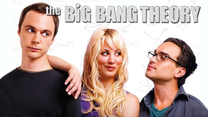 The Big Bang Theory TV series HD Wallpapers 06 Views:7295