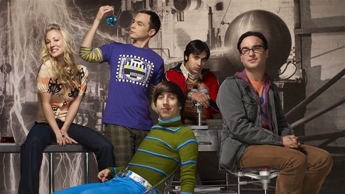 The Big Bang Theory TV series HD Wallpapers 07 Views:6418
