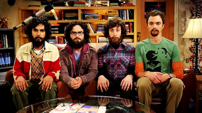 The Big Bang Theory TV series HD Wallpapers 08 Views:24794