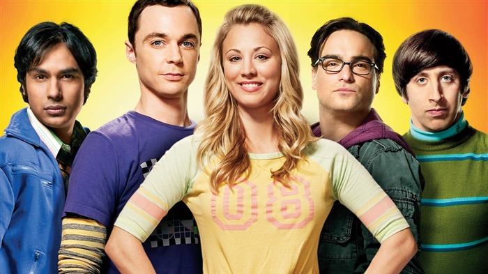 The Big Bang Theory TV series HD Wallpapers 09 Views:12123