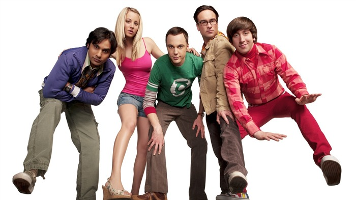 The Big Bang Theory TV series HD Wallpapers 10 Views:14783