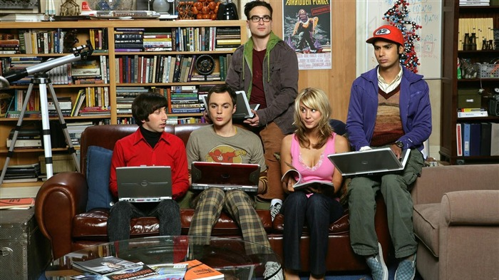 The Big Bang Theory TV series HD Wallpapers 11 Views:4619