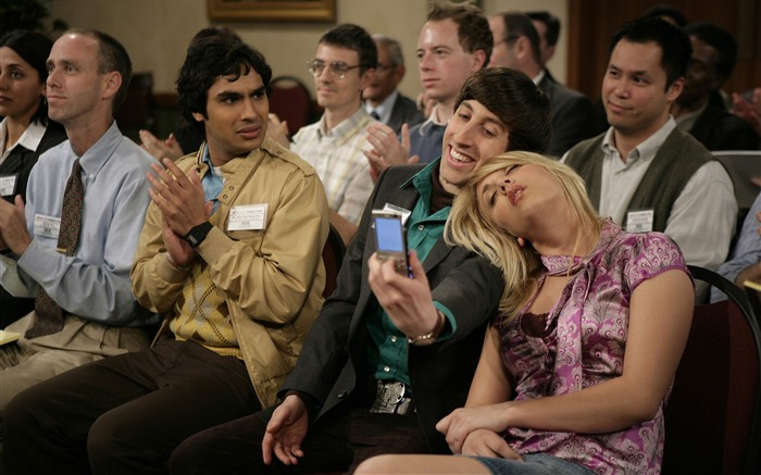 The Big Bang Theory TV series HD Wallpapers 12 Views:4080