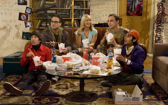 The Big Bang Theory TV series HD Wallpapers 13 Views:6615