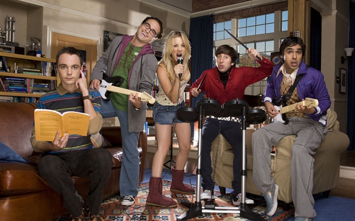 The Big Bang Theory TV series HD Wallpapers 19 Views:3516