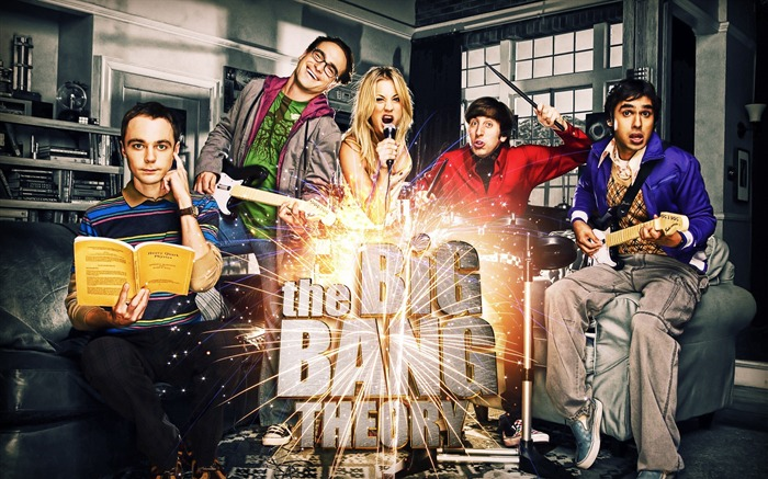 The Big Bang Theory TV series HD Wallpapers 21 Views:7299