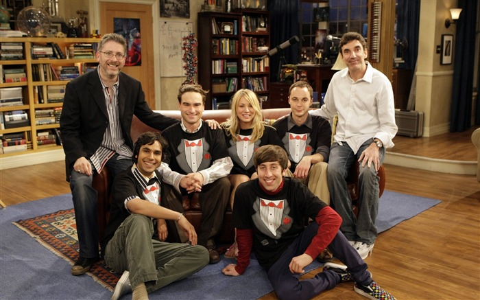 The Big Bang Theory TV series HD Wallpapers 22 Views:4540