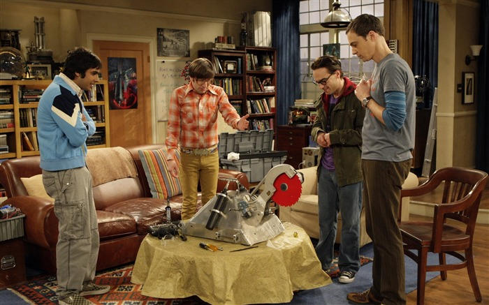 The Big Bang Theory TV series HD Wallpapers 23 Views:3042