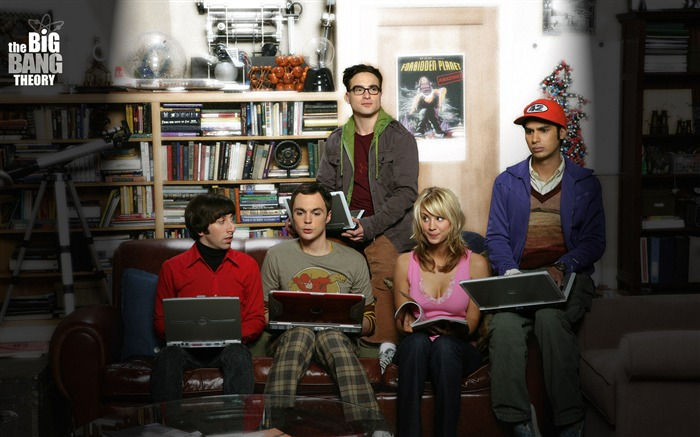 The Big Bang Theory TV series HD Wallpapers 24 Views:6900