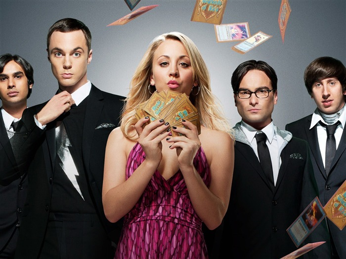 The Big Bang Theory TV series HD Wallpapers Views:10908