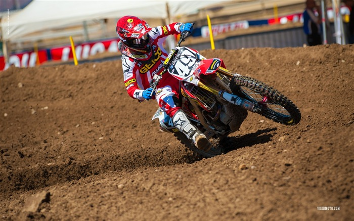 2012 AMA motocross contest Wallpapers Second series Views:6672