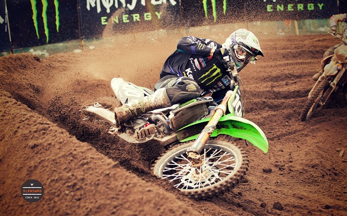 2012 AMA motocross contest Wallpapers Views:7826