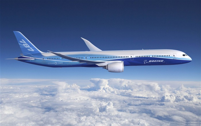 boeing 787 dreamliner-airplane Wallpapers Views:49380