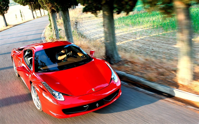 ferrari italy-2012 luxury car HD wallpaper Views:7991