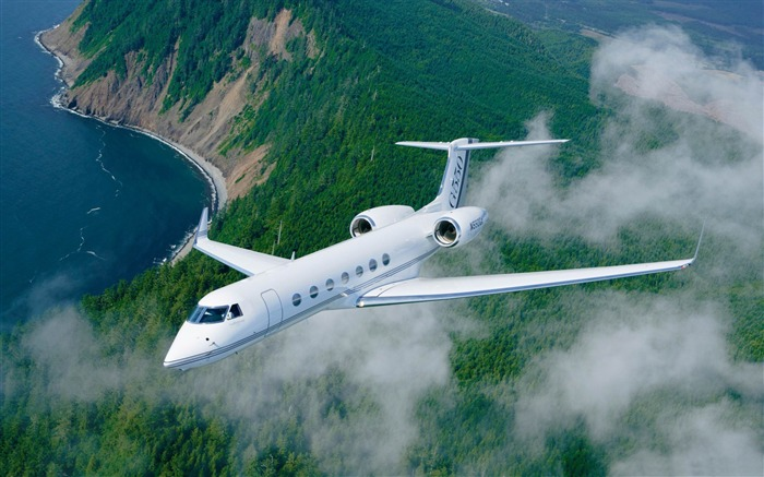 gulfstream g550-airplane Wallpapers Views:10049