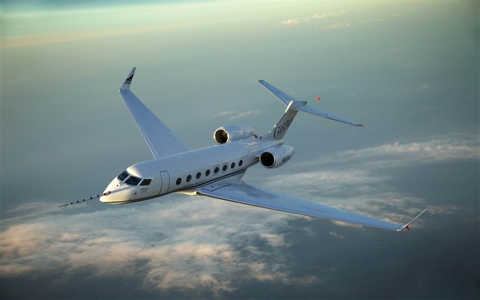 gulfstream g650-airplane Wallpapers Views:8967