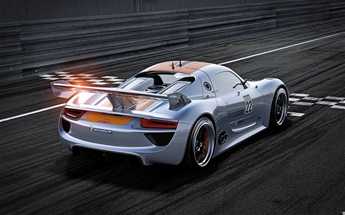 porsche 918 rsr-2012 luxury car HD wallpaper Views:7070