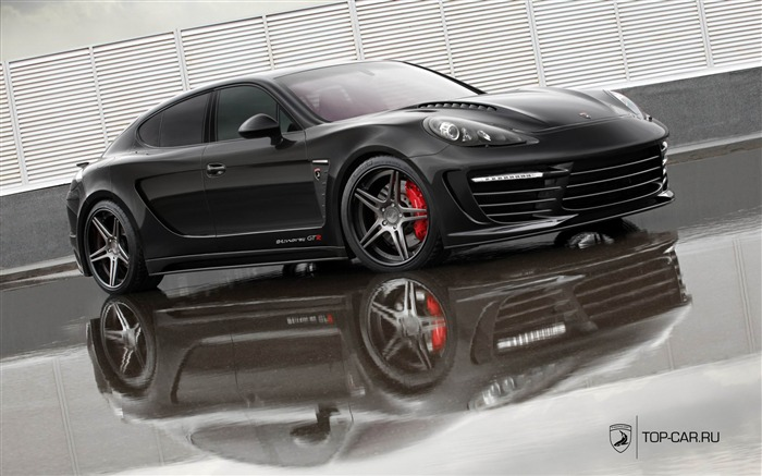 porsche panamera stingray gtr 2-2012 luxury car HD wallpaper Views:10003