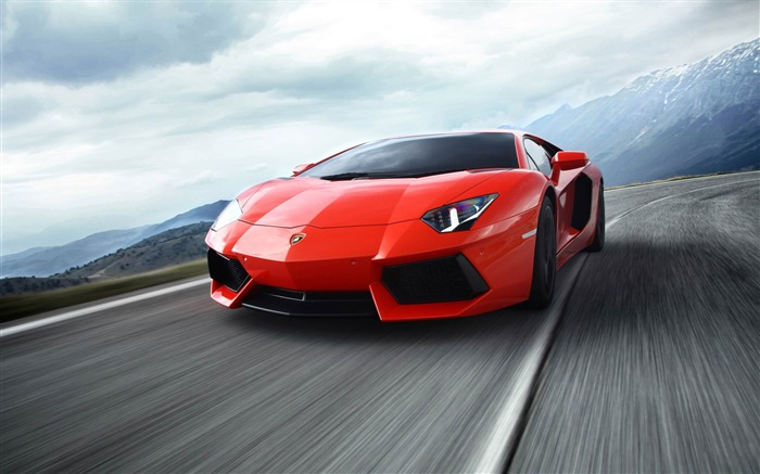 2012 Lamborghini Aventador LP700-4 Auto HD Wallpaper 01 Views:5121