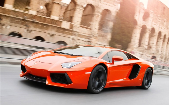2012 Lamborghini Aventador LP700-4 Auto HD Wallpaper 02 Views:5989