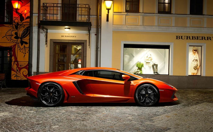 2012 Lamborghini Aventador LP700-4 Auto HD Wallpaper 10 Views:6371