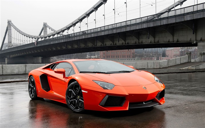 2012 Lamborghini Aventador LP700-4 Auto HD Wallpaper 11 Views:6131