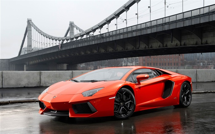 2012 Lamborghini Aventador LP700-4 Auto HD Wallpaper 12 Views:6547
