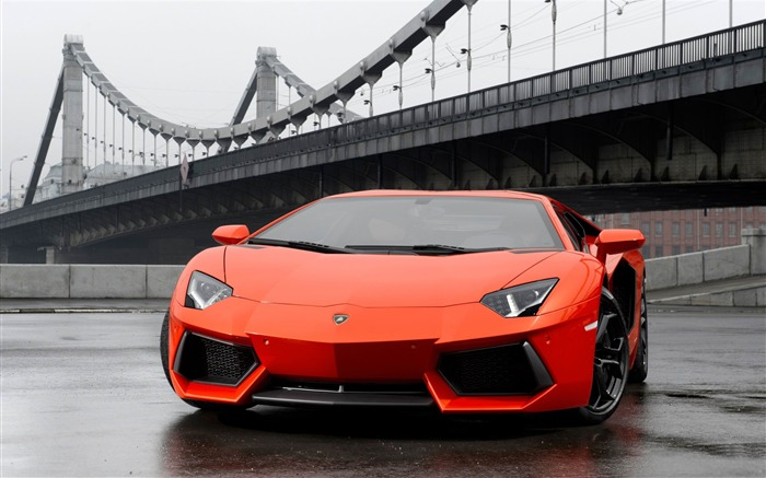 2012 Lamborghini Aventador LP700-4 Auto HD Wallpaper 13 Views:4720