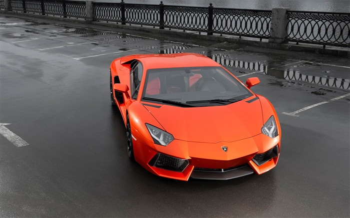 2012 Lamborghini Aventador LP700-4 Auto HD Wallpaper 16 Views:12434