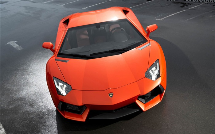 2012 Lamborghini Aventador LP700-4 Auto HD Wallpaper 17 Views:4050