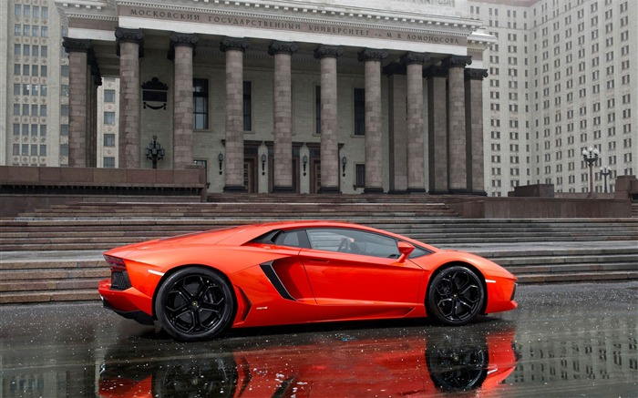 2012 Lamborghini Aventador LP700-4 Auto HD Wallpaper 20 Views:3387
