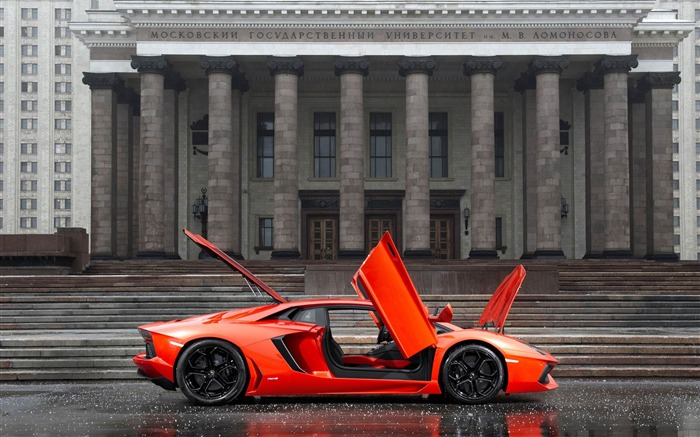 2012 Lamborghini Aventador LP700-4 Auto HD Wallpaper 21 Views:3220