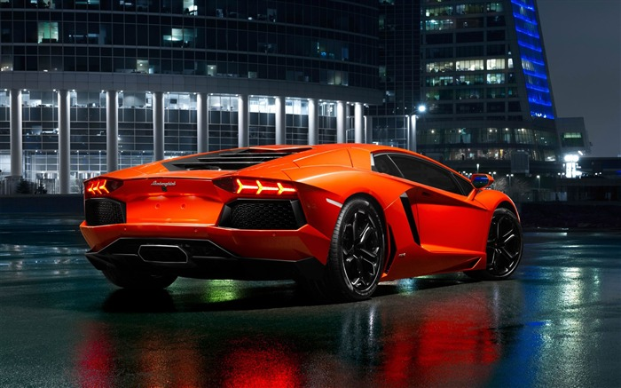 2012 Lamborghini Aventador LP700-4 Auto HD Wallpaper 24 Views:3846