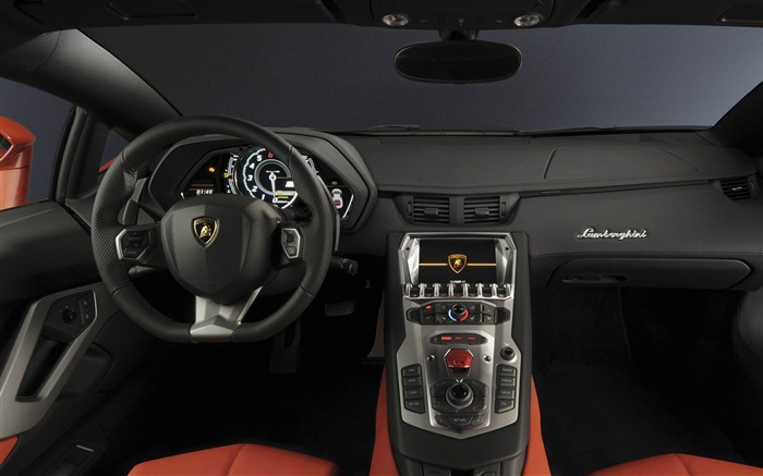 2012 Lamborghini Aventador LP700-4 Auto HD Wallpaper 32 Views:2244
