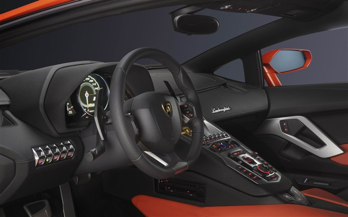 2012 Lamborghini Aventador LP700-4 Auto HD Wallpaper 34 Views:2590