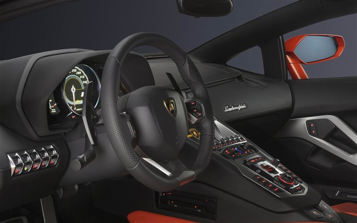 2012 Lamborghini Aventador LP700-4 Auto HD Wallpaper 36 Views:2157