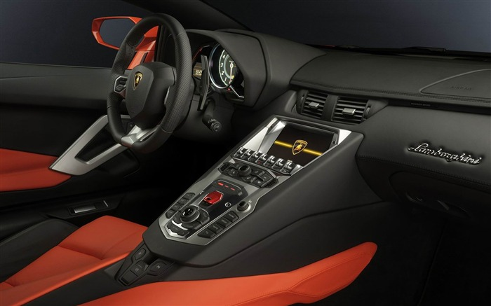2012 Lamborghini Aventador LP700-4 Auto HD Wallpaper 37 Views:2479