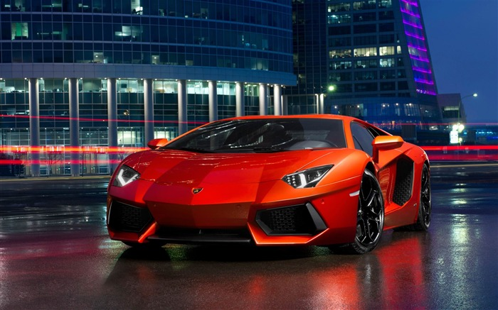 2012 Lamborghini Aventador LP700-4 Auto HD Wallpapers Views:15064