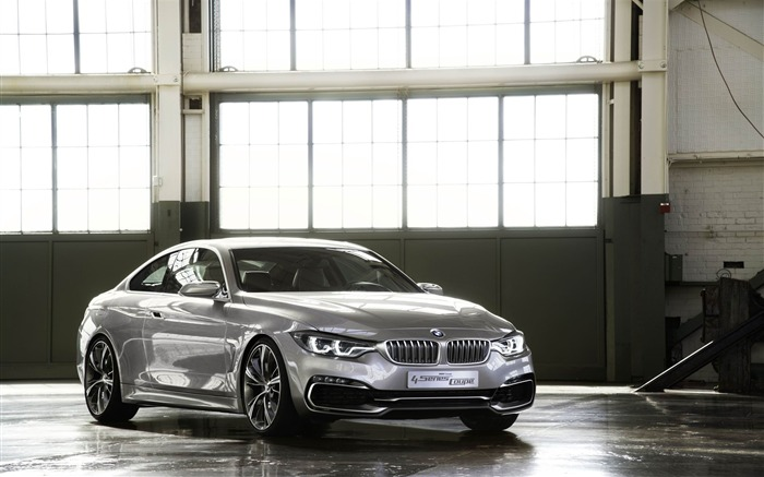 2013 BMW 4 Series Coupe Concept Auto HD Wallpaper 02 Views:6734