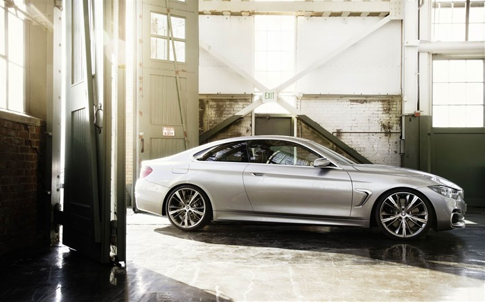2013 BMW 4 Series Coupe Concept Auto HD Wallpaper 03 Views:3874