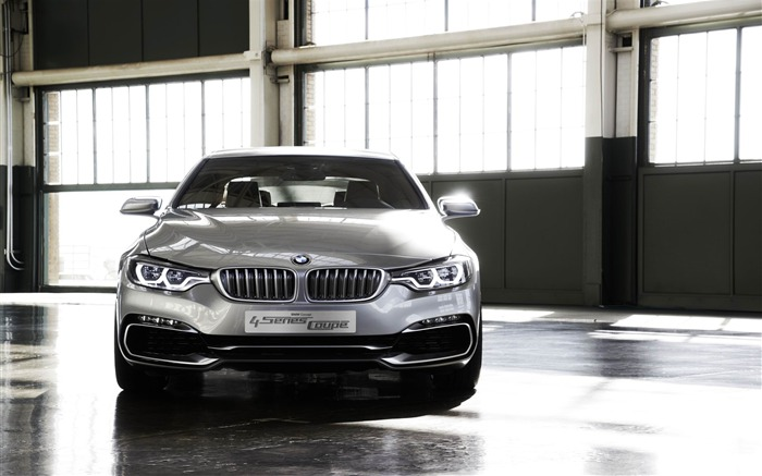 2013 BMW 4 Series Coupe Concept Auto HD Wallpaper 04 Views:5583
