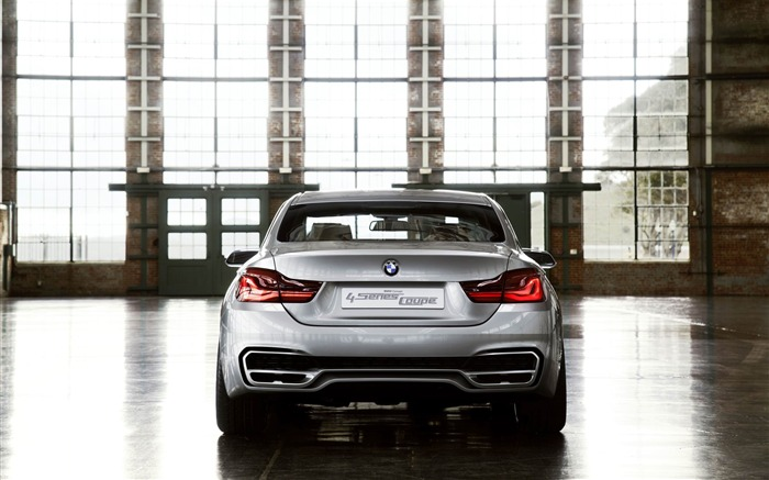 2013 BMW 4 Series Coupe Concept Auto HD Wallpaper 08 Views:4221