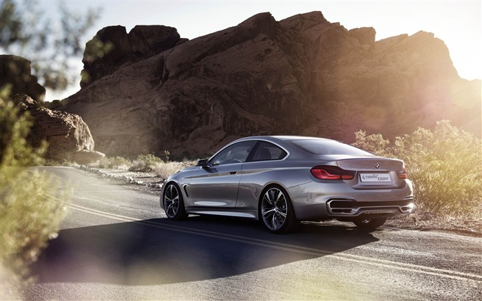 2013 BMW 4 Series Coupe Concept Auto HD Wallpaper 11 Views:4691