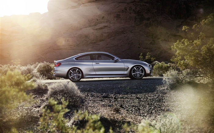 2013 BMW 4 Series Coupe Concept Auto HD Wallpaper 12 Views:4143