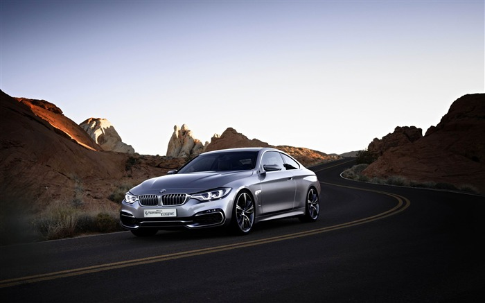 2013 BMW 4 Series Coupe Concept Auto HD Wallpaper 16 Views:5937