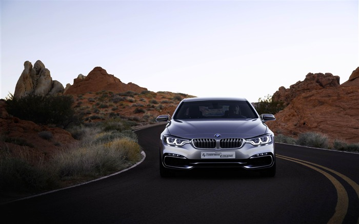 2013 BMW 4 Series Coupe Concept Auto HD Wallpaper 17 Views:4947